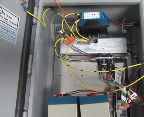 LED Control System