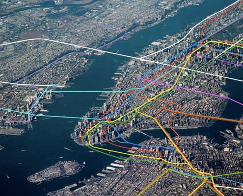 leddynamics helps nyc subway led control system