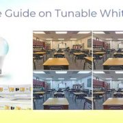 Guide to Tunable White LED Lighting