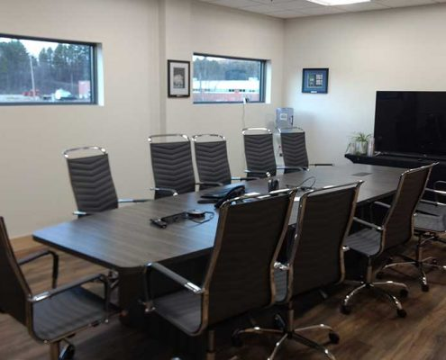 LEDdynamics Conference Room