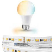 Tunable White LED Bulb & Strip