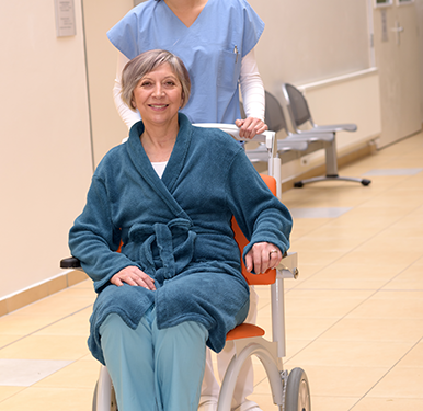 Tunable LED Light Improves Health in Nursing Home