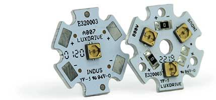Seoul UV-C LED Light Module from LUXdrive