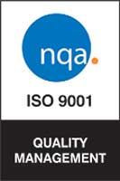 ISO Logo for LEDdynamics from NQA